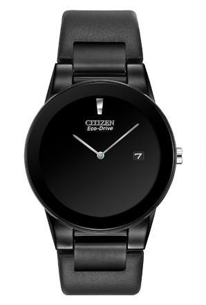 Axiom_citizen_watch_black_face_leather_band