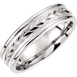white_gold_swiss_cut_pattern_wedding_band